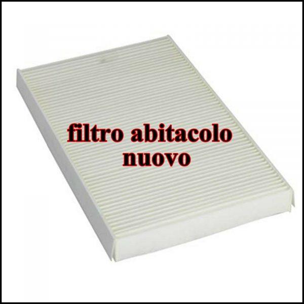 Filtro Aria Antipolline Abitacolo [199x217x30] art.730