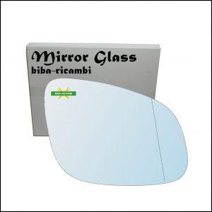 Vetro Specchio Retrovisore Asferico Lato Dx-Passeggero Per Porsche Cayenne I (9PA) solo dal 2003-2009