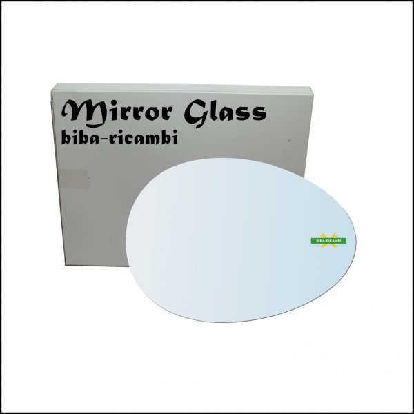 Vetro Specchio Retrovisore Lato Dx-Passeggero Per Mini Cooper (R55) Clubman dal 2006-2011