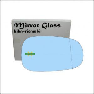 Vetro Specchio Blue Asferico Lato Dx-Passeggero Per Lancia Lybra (839) dal 1999-2005