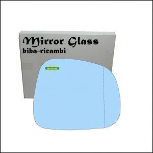 Vetro Specchio Blue Asferico Lato Dx-Passeggero Per Ssangyong Rexton (W) dal 2012>
