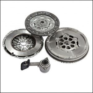 Kit Frizione Volano Cuscinetto 4 Pezzi Per Audi A3 | Skoda Octavia | Seat Leon | Golf IV | 1.600 | 1.800 Benzina