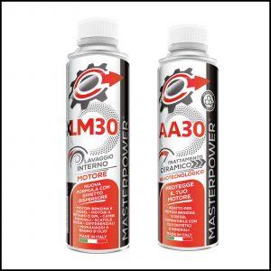 Additivo Trattamento Ceramico Nano Tecno Pulitore + Lavaggio Motore Professionale