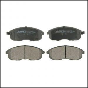 Kit 4 Pastiglie Freno Anteriori Per Nissan Juke dal 2010>