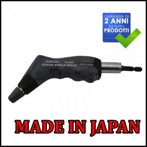 PORTA INSERTO AD ANGOLO 45° MADE IN JAPAN