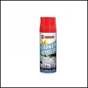 Sticker Remover Pulitore Speciale per Etichette Adesivi auto | moto | camper