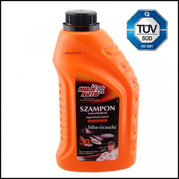 Shampoo super concentrato gusto arancia. 1000ml
