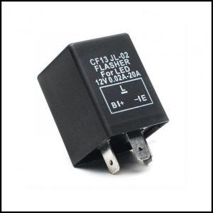 Flasher Led Auto Lampeggiatore Relè per Frecce LED