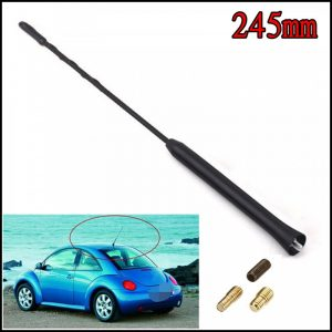 Antenna Auto Autoradio Universale 245 mm