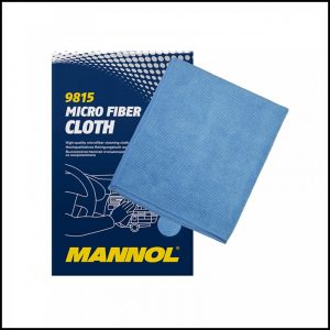 PANNO IN MICROFIBRA | GERMAN QUALITY – MANNOL