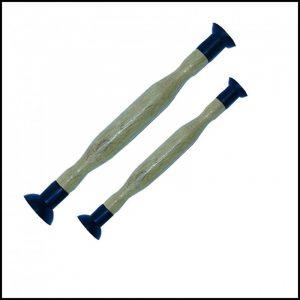 Smerigliavalvole manuale smeriglia sedi valvole – lappatore ventose Ø 16 e 21 24-34