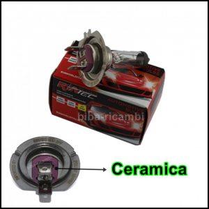 LAMPADINA H7 12V 55W PX26D Ceramica Premium originale Xtec