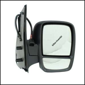 Specchio Retrovisore Elettrico Lato Dx-Passeggero Per Citroen Jumpy II (VF7) dal 2007>