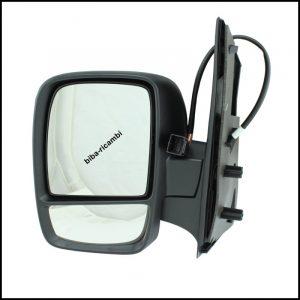 Specchio Retrovisore Elettrico Lato Sx-Guidatore Per Citroen Jumpy II (VF7) dal 2007>