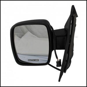 Specchio Retrovisore Elettrico Lato Sx-Guidatore Per Mercedes Vito I (W638) dal 1996-2003