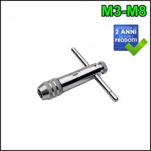GIRAMASCHI A CRICCHETTO CON MANDRINO 3-8 mm