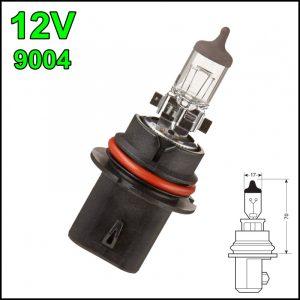 LAMPADINA HB1 9004 12V 65/45W HB-1 P29t