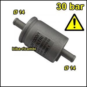 A. Filtro Gpl Metano Specifico Euro 5 | Euro 6 (30bar) Diametro Esterno 58 mm