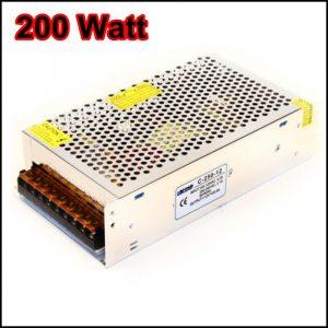 Alimentatore Universale 200W 12V