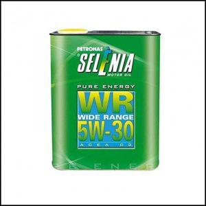 SELENIA PETRONAS PURE ENERGY WR 5W-30 2 LT