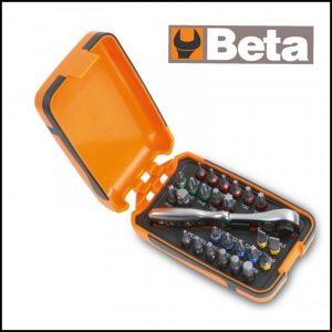 Kit 25 inserti per avvitatori Beta
