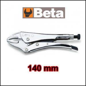 Pinze regolabili autobloccanti ganasce concave 140 mm