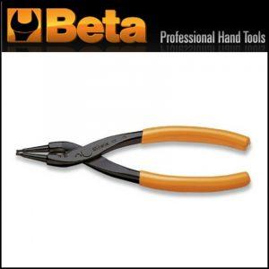 Pinze a becchi diritti per anelli elastici di sicurezza 180 mm