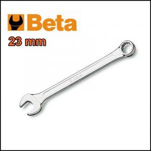 Beta Chiave Stella 23×23 mm Inglese Fissa Poligonale Combinata Inclinata