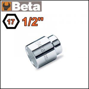 Beta Chiave a Bussola a mano bocca esagonale M17