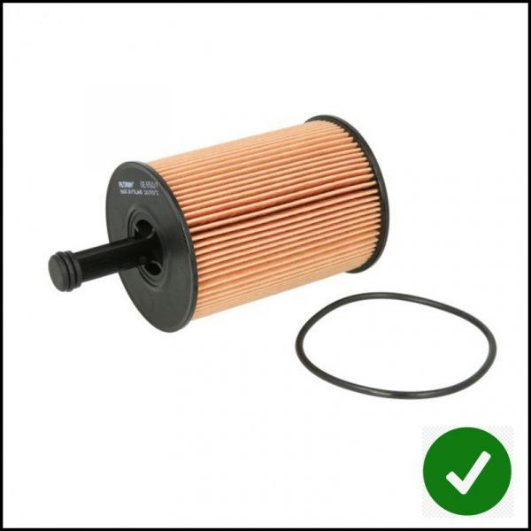 A. Filtro Olio Motore art.7296
