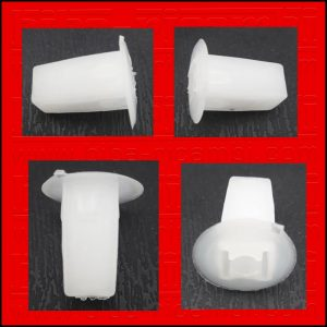 5 X MADREVITI IN PLASTICA TOYOTA | NISSAN | MITSUBISHI