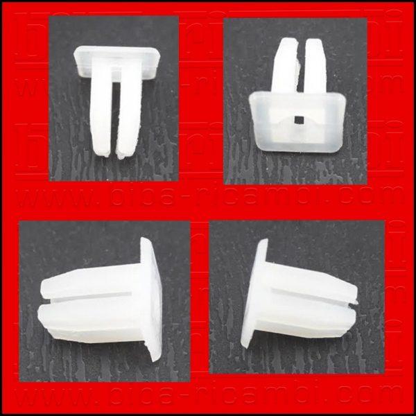 5 X MADREVITI IN PLASTICA TOYOTA | NISSAN | MITSUBISHI | FORD | MAZDA | GM | CHRYSLER