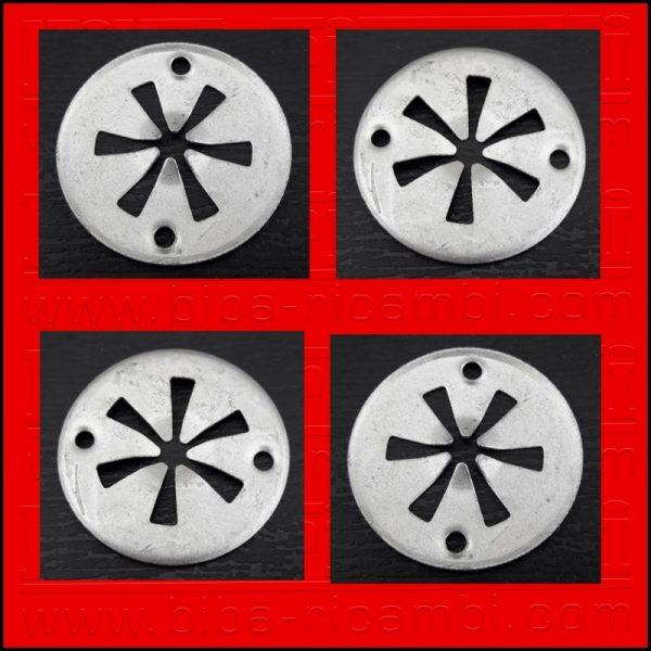 5 X BOTTONE DI FISSAGGIO DIAMETRO 29 MM TOYOTA | BMW | MERCEDES BENZ