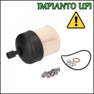 Filtro Carburante Gasolio Impianto UFI 1.5 dCi 66kw | 90cv