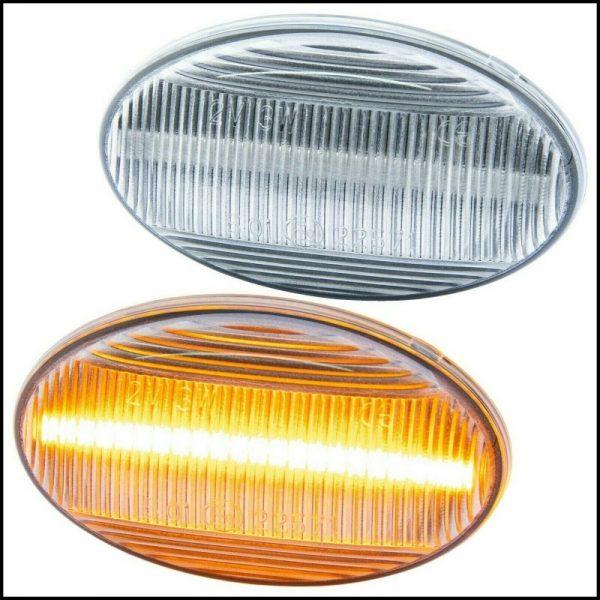 FRECCE LATERALI A LED CANBUS art.7233