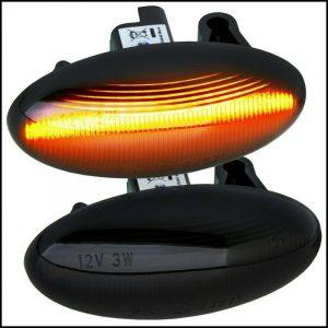 FRECCE LATERALI TUNING A LED CANBUS art.7606 [verificare bene la forma]