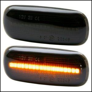 FRECCE LATERALI TUNING A LED CANBUS art.7316-1 [verificare bene la forma]