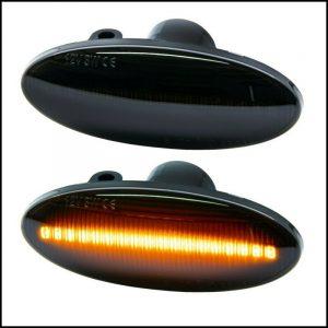 FRECCE LATERALI TUNING A LED CANBUS art.7810-1 [verificare bene la forma]