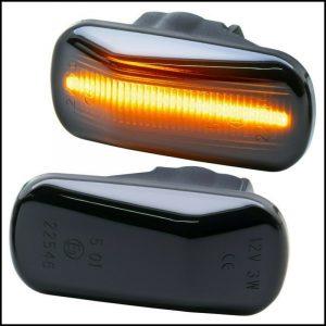 FRECCE LATERALI TUNING A LED CANBUS art.71112-1 [verificare bene la forma]