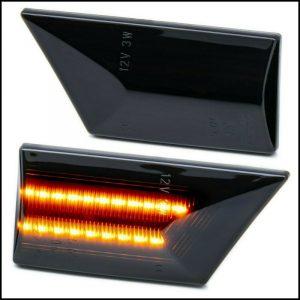 FRECCE LATERALI TUNING A LED CANBUS art.71014-1 [verificare bene la forma]