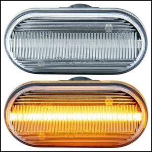 FRECCE LATERALI A LED CANBUS art.7811 [verificare bene la forma]