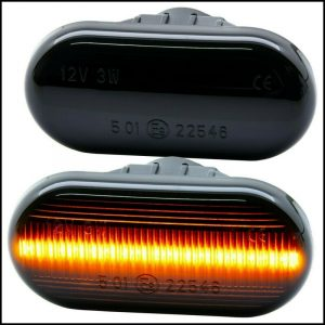 FRECCE LATERALI TUNING A LED CANBUS art.7811-1 [verificare bene la forma]