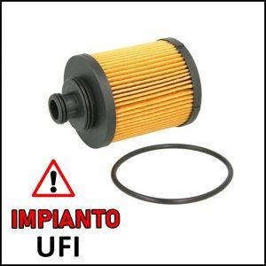 A. Filtro Olio Motore art.7429 [solo per impianto ufi ]
