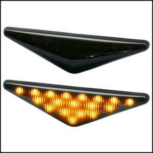 FRECCE LATERALI TUNING A LED CANBUS art.7924-1 [verificare bene la forma]