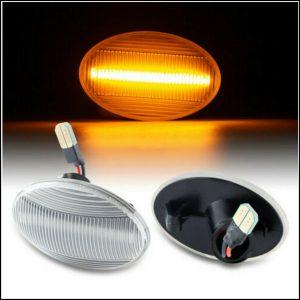 FRECCE LATERALI A LED CANBUS art.71018 [verificare bene la forma]
