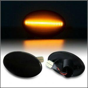 FRECCE LATERALI TUNING A LED CANBUS art.71018-1 [verificare bene la forma]