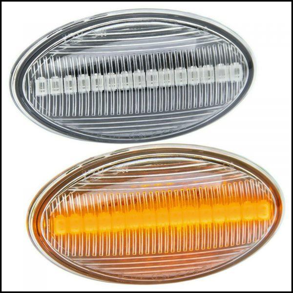 Coppia Frecce Indicatori Direzione A Led Adattabile Mini (R50, R53) dal 2001-2006