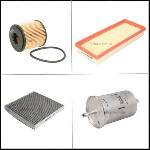 Kit Tagliando Filtri Per Smart Fortwo II (451) 0.800 CDi 40kw/54cv dal 2007>