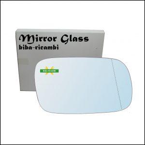 Vetro Specchio Retrovisore Asferico Lato Dx-Passeggero Per Subaru Forester II (SG) solo dal 2002-2007