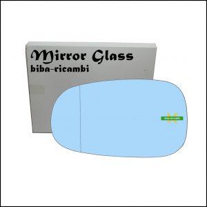 Vetro Specchio Blue Asferico Lato Sx-Guidatore Per Lancia Lybra (839) dal 1999-2005